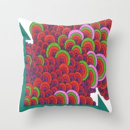 What Way Throw Pillow