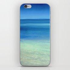 Calm Waters iPhone & iPod Skin