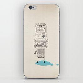 Wierd iPhone Skin