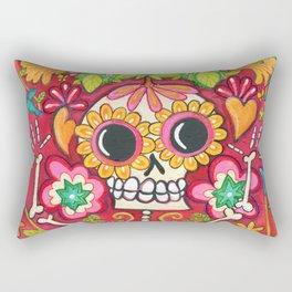 The Gardener Rectangular Pillow