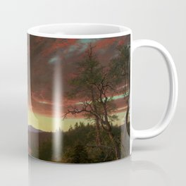 Twilight in the Wilderness by Frederic Edwin Church, 1860 Coffee Mug