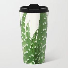 zebra haworthia Travel Mug