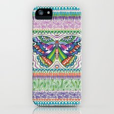 Tribal Butterfly Slim Case iPhone (5, 5s)