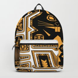 Tiki Rabbit Backpack