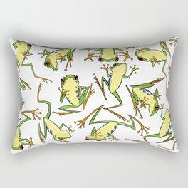 Stick Around! Rectangular Pillow