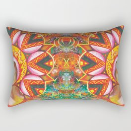 Masculine Energy Rectangular Pillow