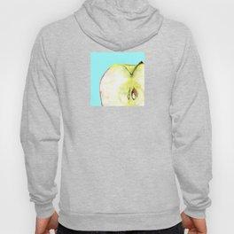 Apple on Aquamarine Hoody