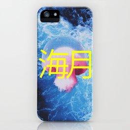 Méduse iPhone Case