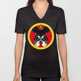 Darth Mouse Unisex V-Neck