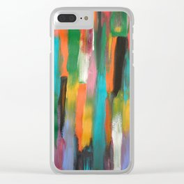 In The Hall Of The Mountain King Clear iPhone Case