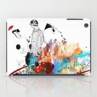 sketch iPad Cases featuring Sketch by Adriana Bermúdez