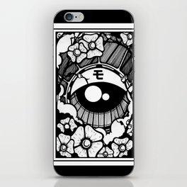 ojo japones iPhone Skin