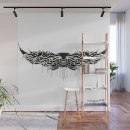 Craigs Wings Wall Mural