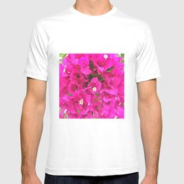 Pink Flower Bloom T-shirt