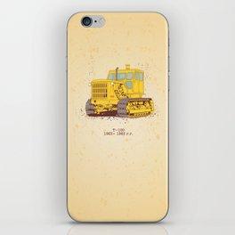 T 100 iPhone Skin