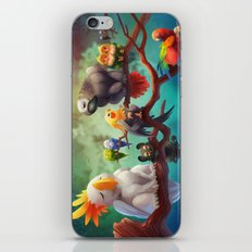 Griffins of a Feather iPhone & iPod Skin