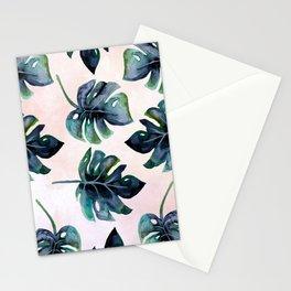 Split Leaf  Stationery Cards