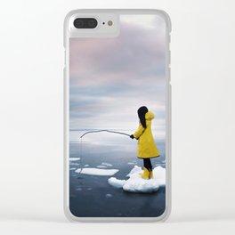 La légende nordique Clear iPhone Case