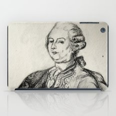 French Sketch III iPad Case