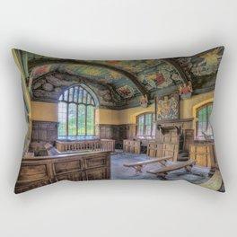 17th Century Chapel Rectangular Pillow