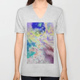 Interstellar No. 2 Unisex V-Neck