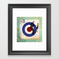 Swing! Framed Art Print