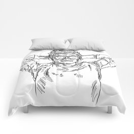 niall horan sketch Comforters