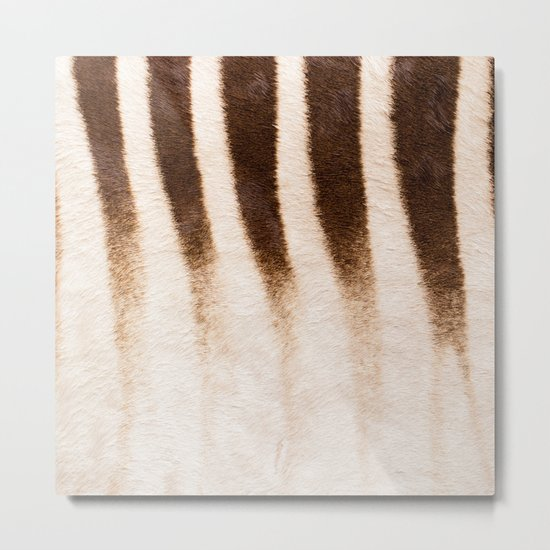 Zebra - Africa - #society6 #buyart #decor Metal Print