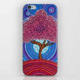 The Sakura Tree iPhone Skin