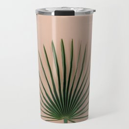 pink botanics Travel Mug