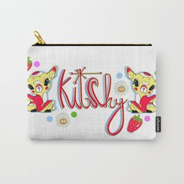 Kitchy Carry-All Pouch