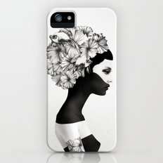 Marianna iPhone (5, 5s) Slim Case