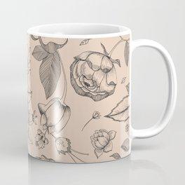 VINTAGE FLOWERS Coffee Mug
