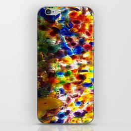 Bright Flowers iPhone Skin