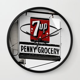 Penny from 7th Heaven   Wall Clock