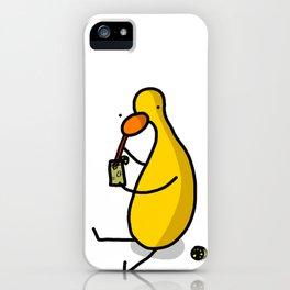 Lemonade Luncheon | Veronica Nagorny iPhone Case