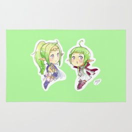 Nowi and Nah Rug