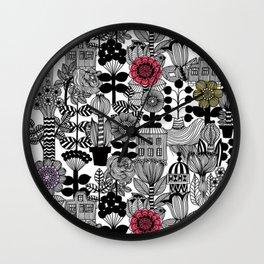 Marimekko Piece Wall Clock