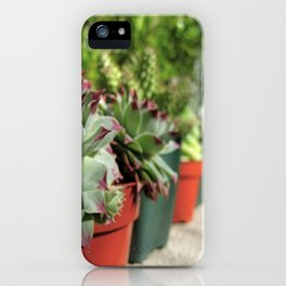 Potted Pals iPhone Case