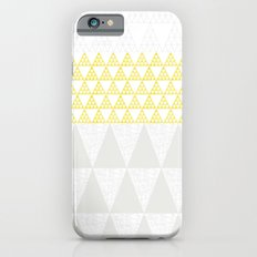 Triangles Slim Case iPhone 6