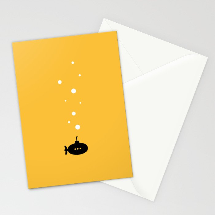 ENCOUNTER - eel Stationery Cards