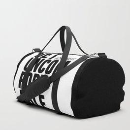 Get uncomfortable - Crossfit Duffle Bag