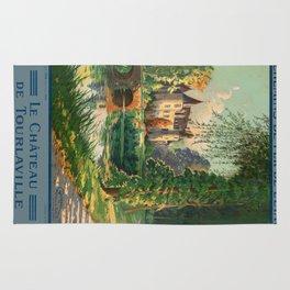 Vintage poster - Leningrad Rug