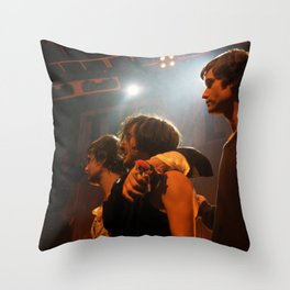 The Libertines - M.I.A. Gary Throw Pillow