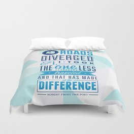 LET A2 Duvet Cover