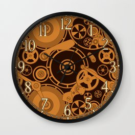 Clockwork 1 Wall Clock