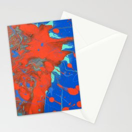Paint Pouring 32 Stationery Cards