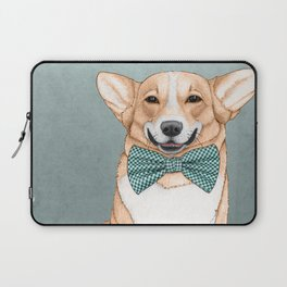 Corgi Dog Laptop Sleeve