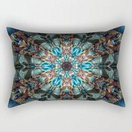 Mandala of aristocracy Rectangular Pillow