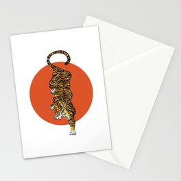 The Traditional Tiger Stationery Cards